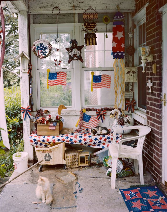 Celebrating Sarah—July 4th, 06-1307-03, Archival Pigment Print—8x10, 16x20, 32x40, 40x50