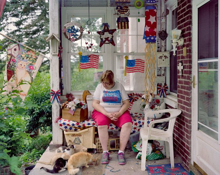 Celebrating Sarah—July 4th, 81-1307-10, Archival Pigment Print—8x10, 16x20, 32x40, 40x50