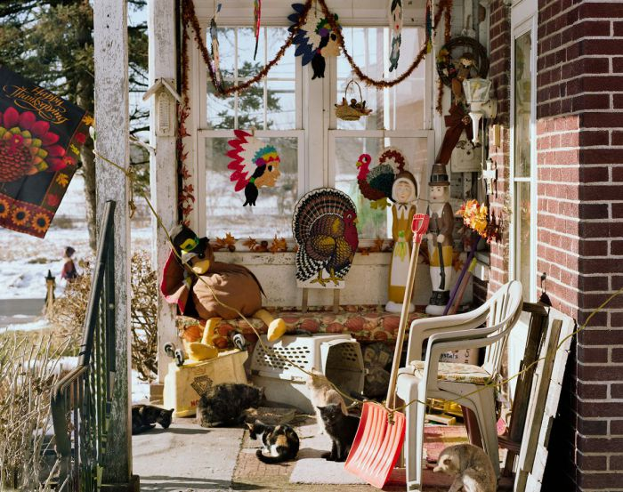 Celebrating Sarah—Thanksgiving, 30-1312-04, Archival Pigment Print—8x10, 16x20, 32x40, 40x50